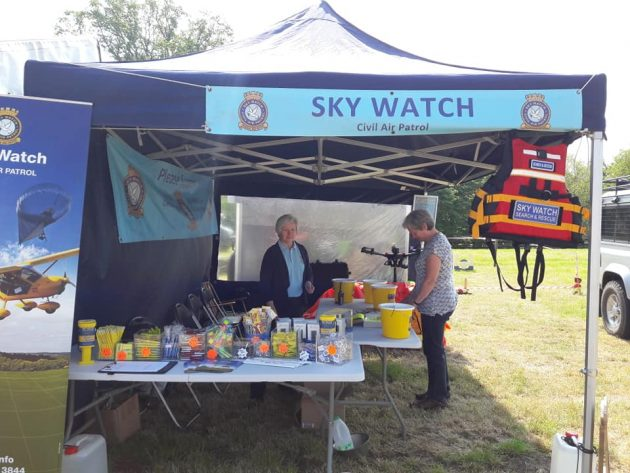 Fundraise for Sky Watch NI